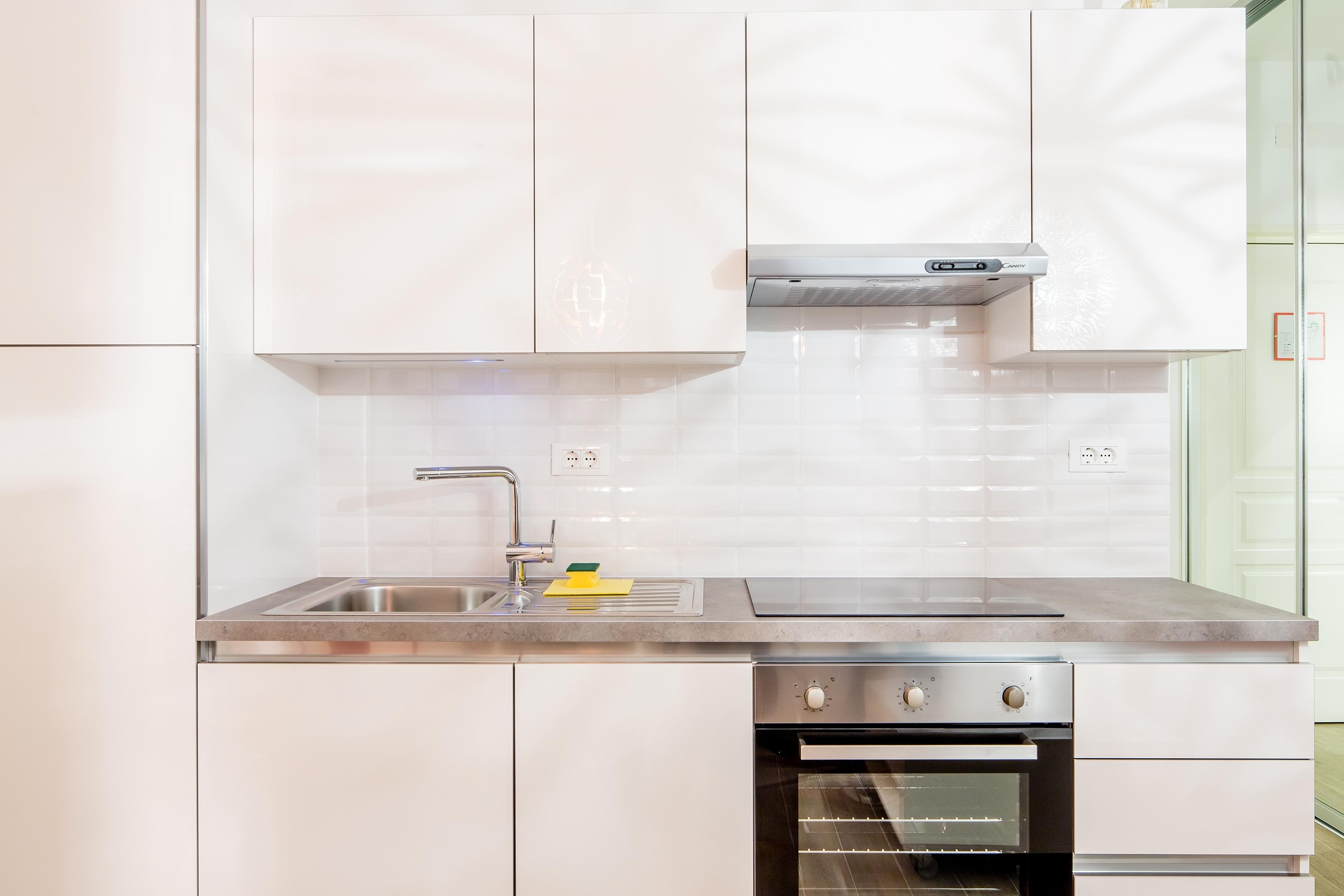 Apartma 002 kuhinja