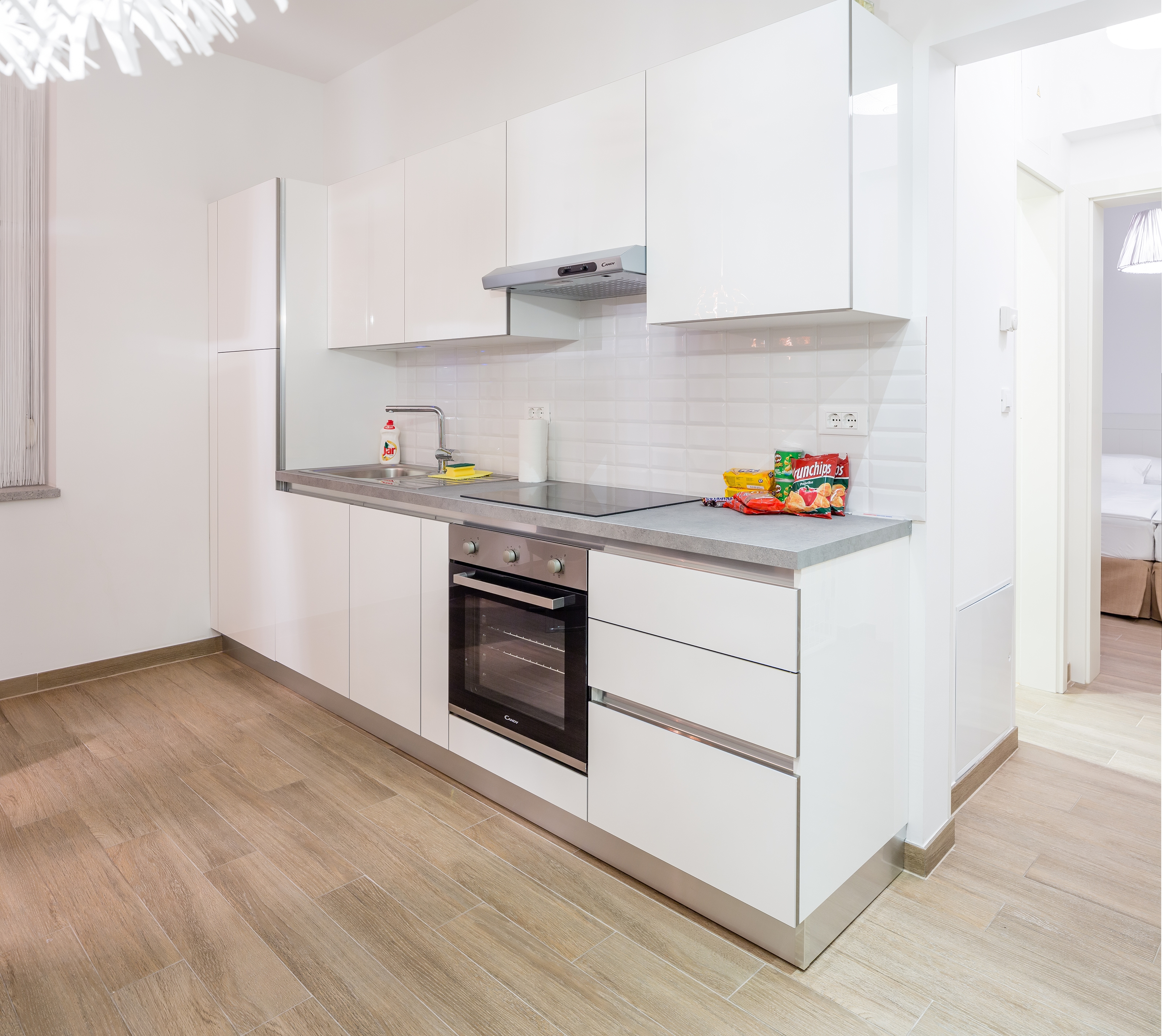 Aaprtment 204 kitchen